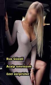 Ataköy Sarışın Escort Müesser