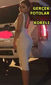 Koreli Çekici Avrupa Yakası Escort Angelina